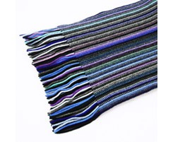 The Scarf Company 100% Cashmere 2 Ply Ladies Scarf - Blue