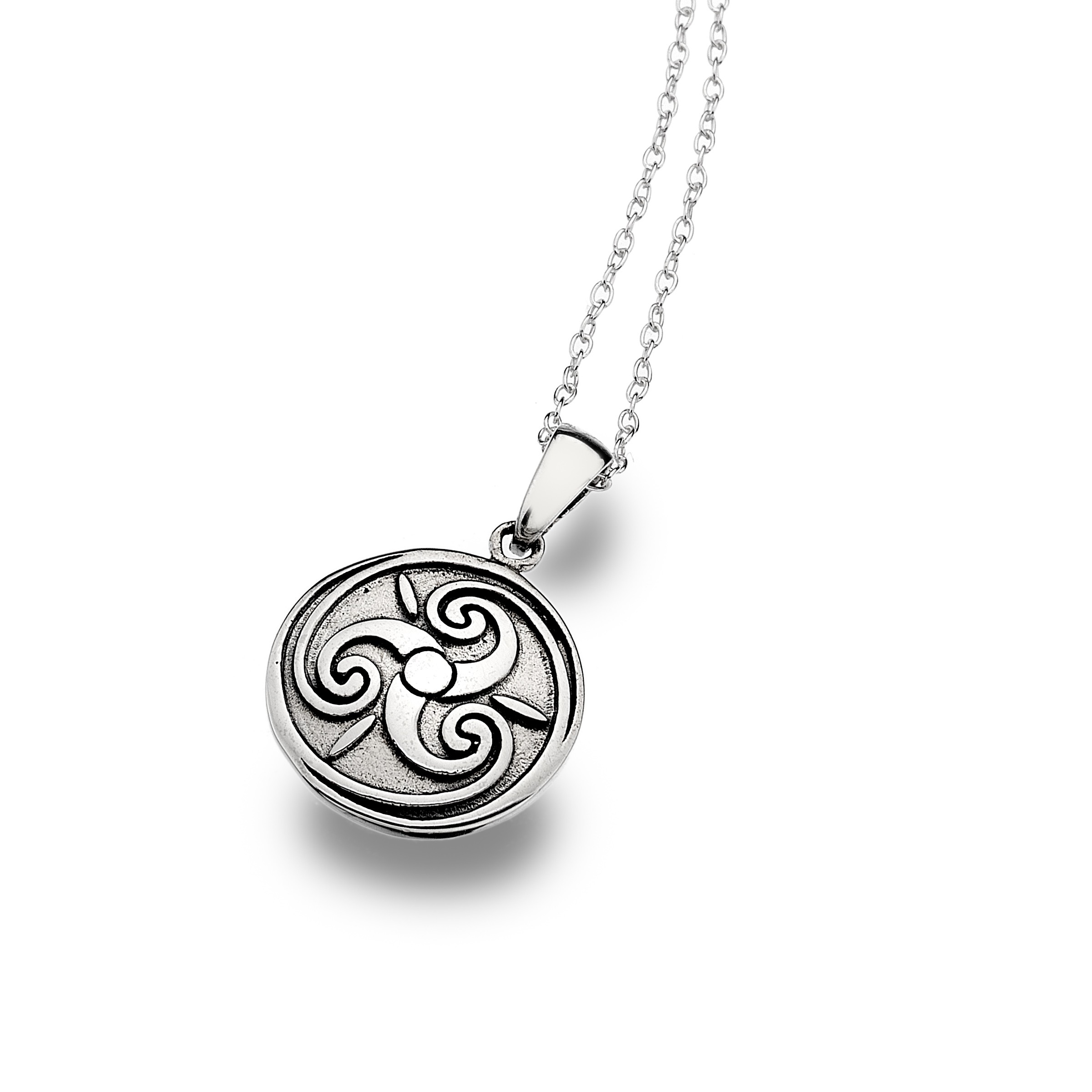 wedding birthday triskele engagement il pendant anniversary p necklace fullxfull bdsm dominant symbol collar triskelion gift slave submissive