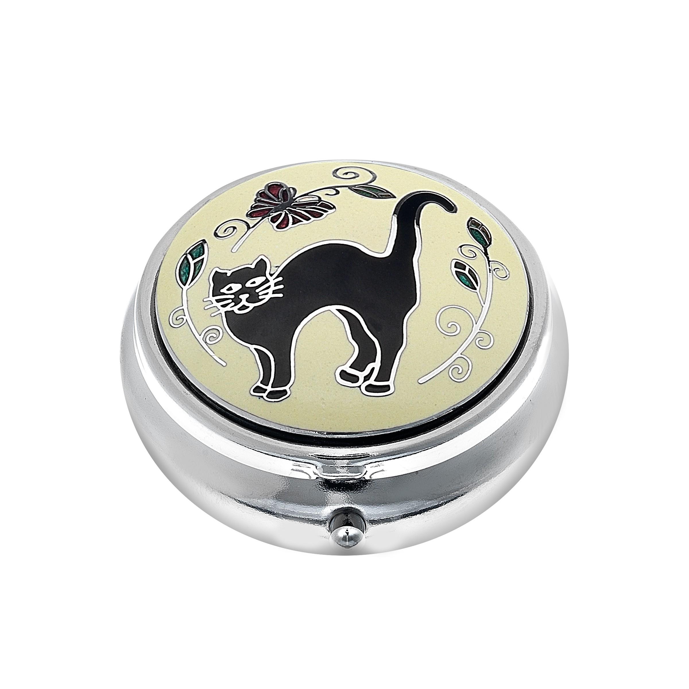 Cat Small Pill Box