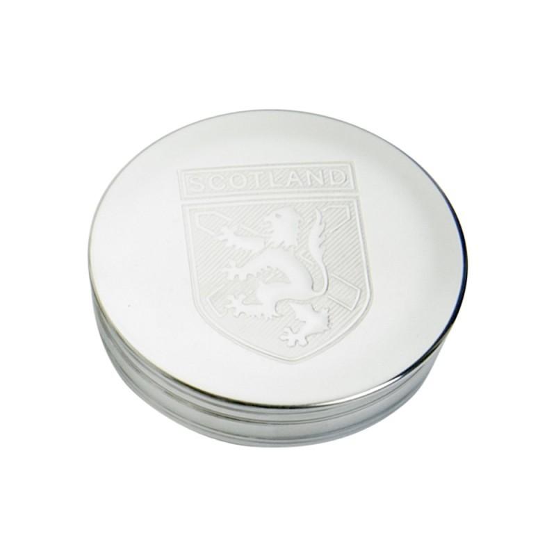 Edwin Blyde Celtic Collection Trinket Box Scotland Shield