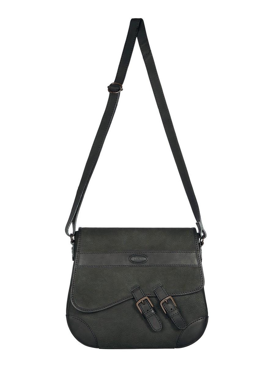 Boyne Bag in Black by Dubarry