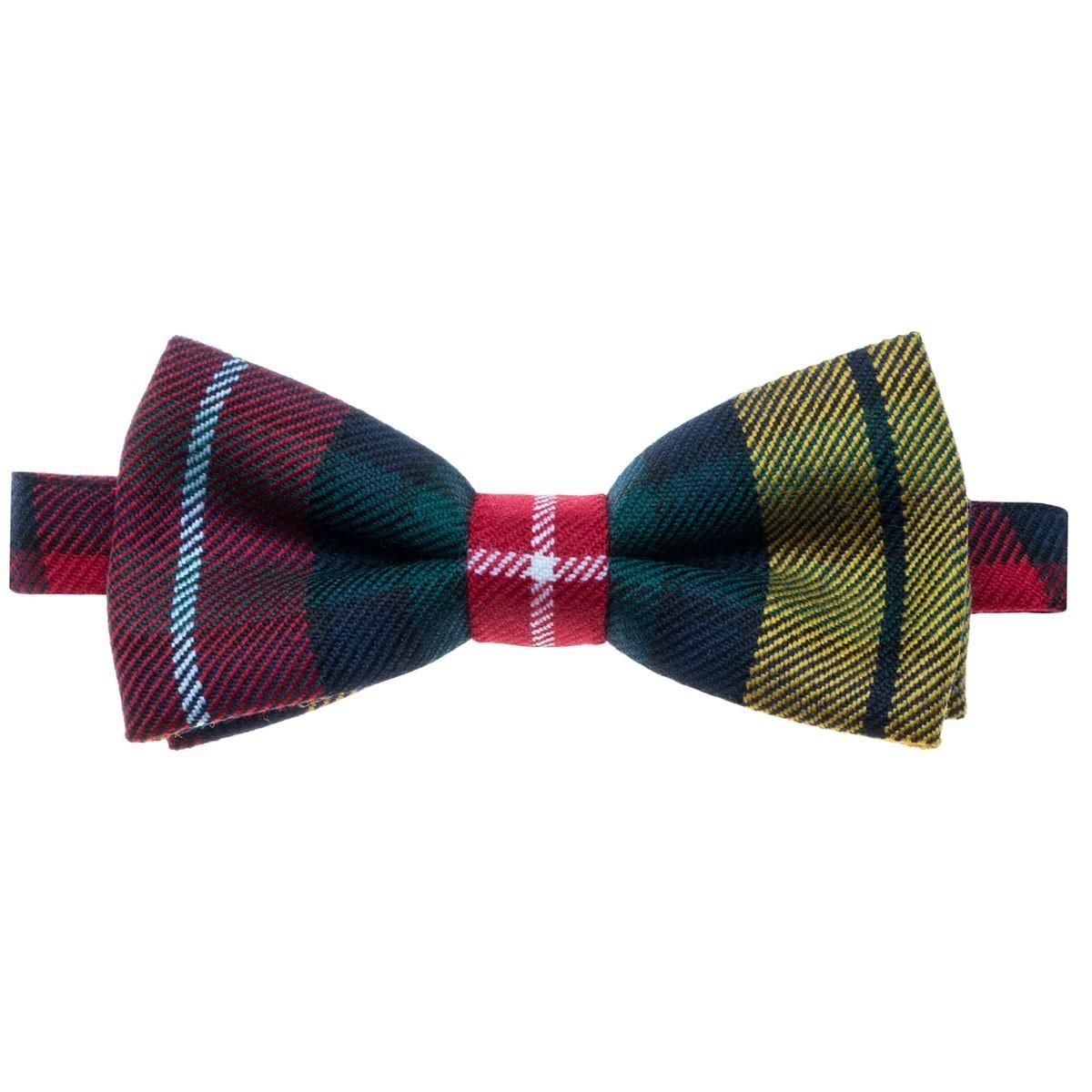 Buchanan Modern Lochcarron of Scotland Tartan Bow Tie