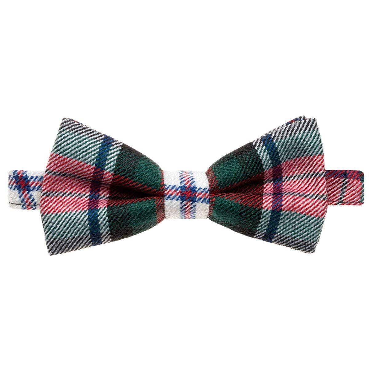MacDuff Dress Modern Lochcarron of Scotland Tartan Bow Tie