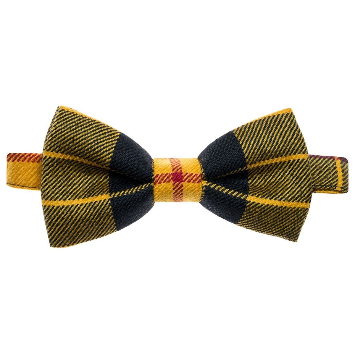 MacLeod Dress Modern Lochcarron of Scotland Tartan Bow Tie