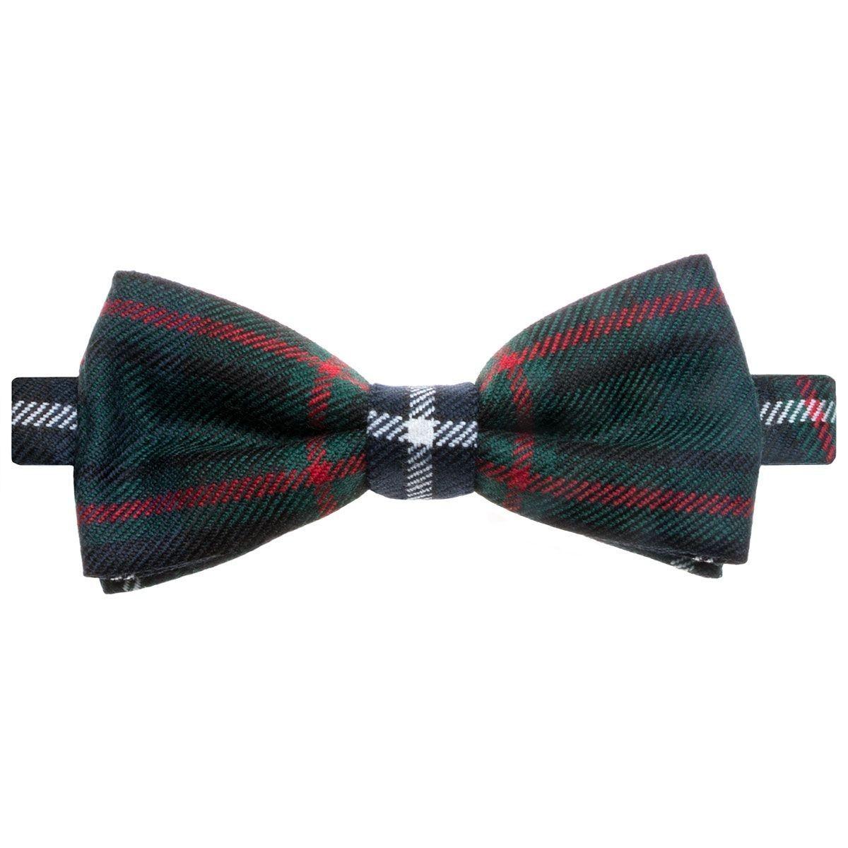 MacRae Hunting Modern Lochcarron of Scotland Tartan Bow Tie