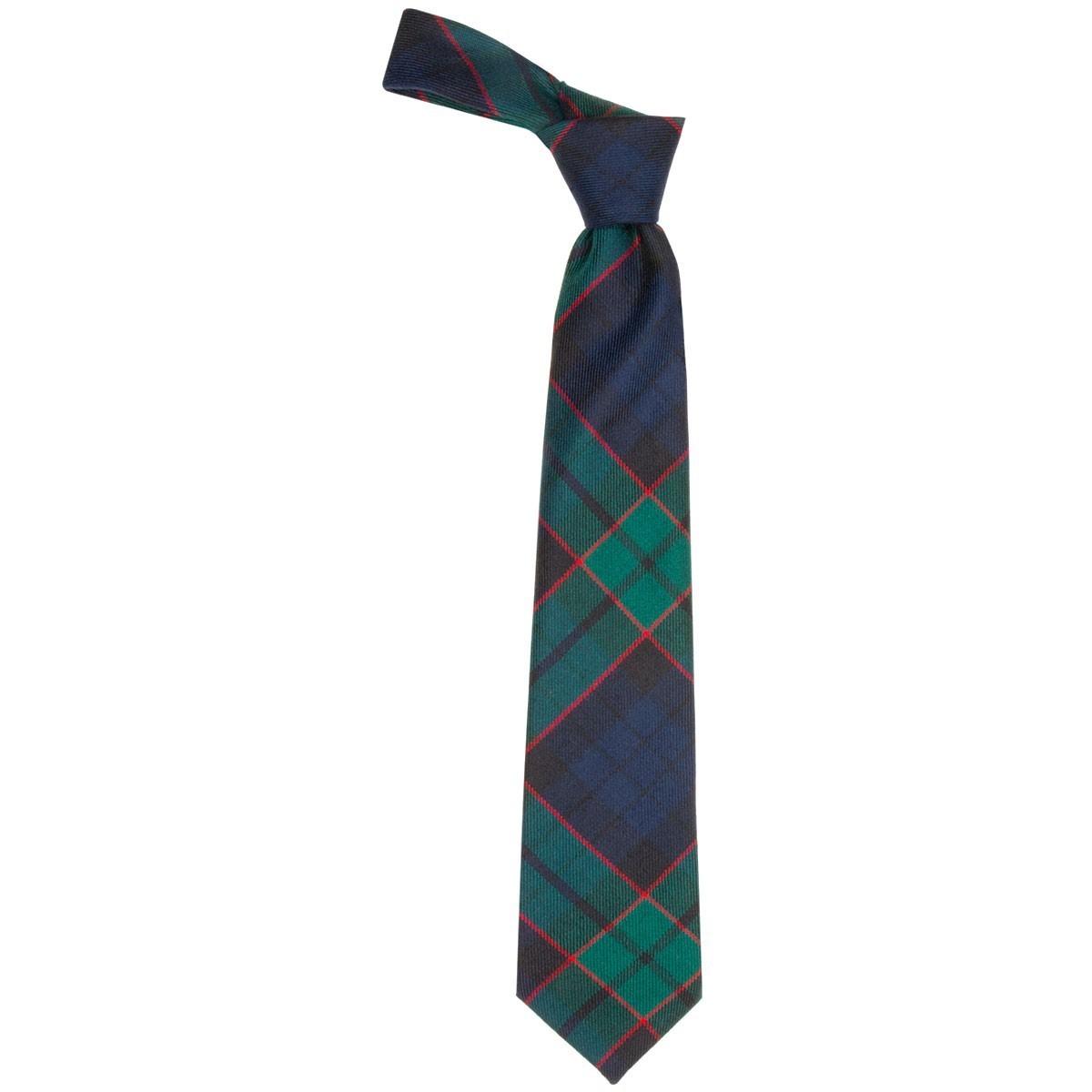 Fletcher Modern Tartan Tie