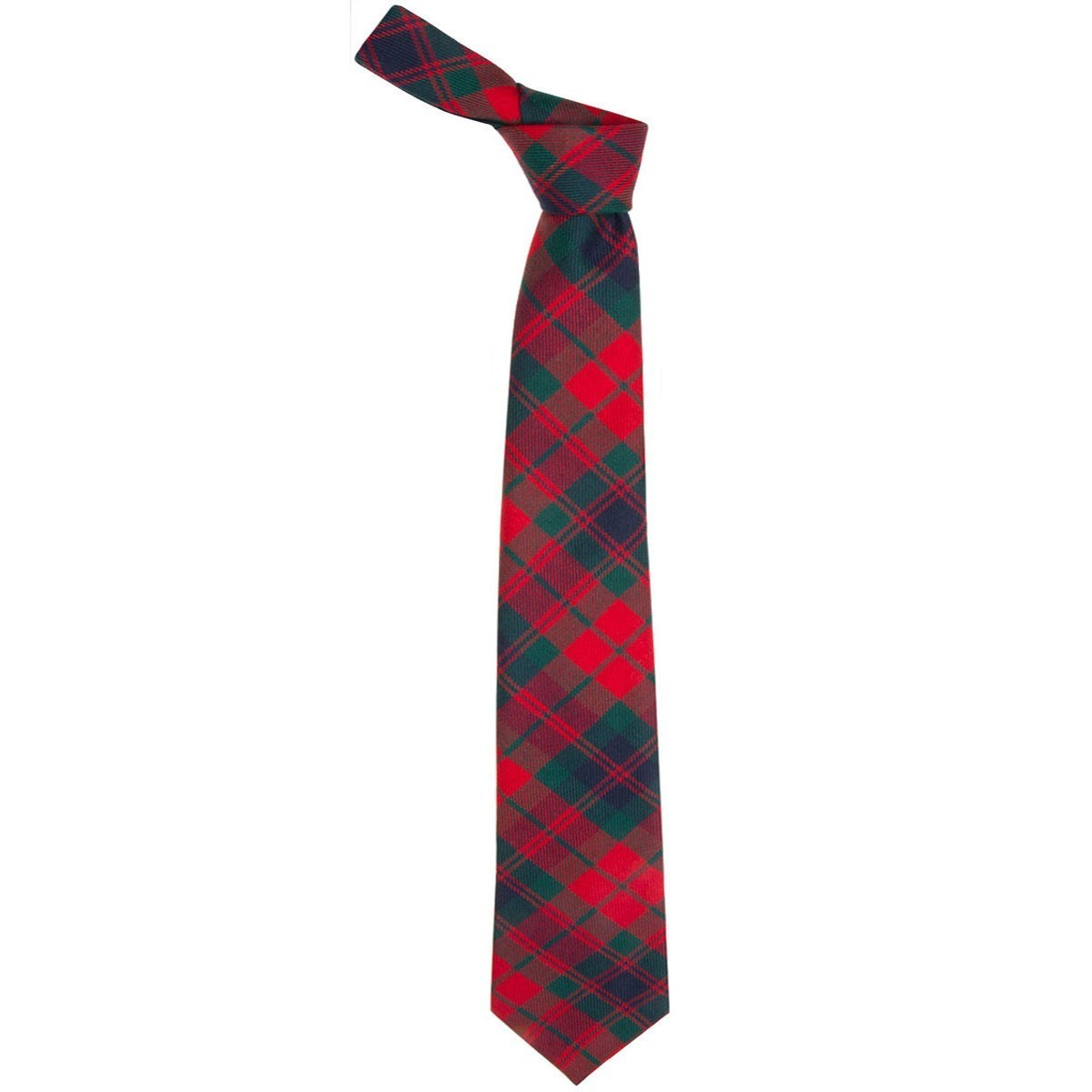 Fraser Old Modern Tartan Tie