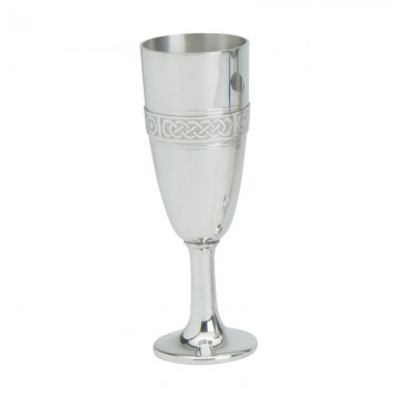 "Edwin Blyde Celtic Collection 6"" Celtic Flute Goblet"