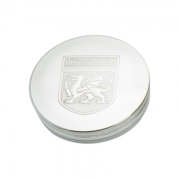 Edwin Blyde Trinket Box Welsh Shield