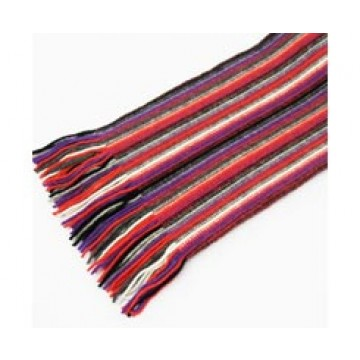 The Scarf Company 100% Cashmere 1 Ply Womens Scarf - Fuschia