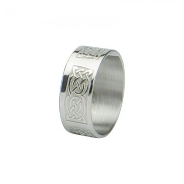 Edwin Blyde Celtic Collection Celtic Napkin Ring