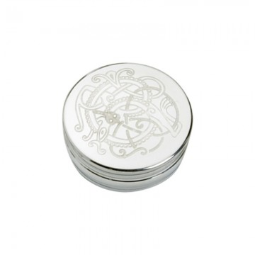 Edwin Blyde Celtic Collection Trinket Box Entwined Celtic