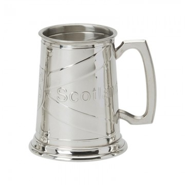 Edwin Blyde Celtic Collection Scotland Flag Tankard