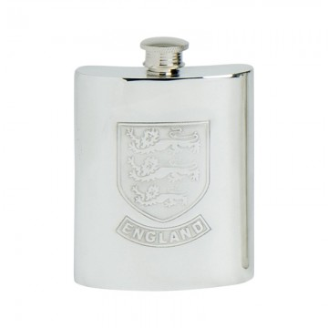 Edwin Blyde England Shield Kidney Flask