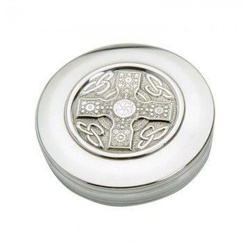 Edwin Blyde Celtic Collection Trinket Box Celtic Cross