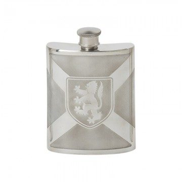Edwin Blyde Celtic Collection Scotland Flask Kidney Flask