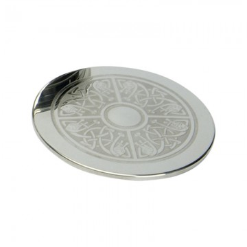 Edwin Blyde Celtic Collection Coaster With Celtic Design