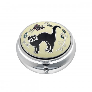Cat Small Pill Box