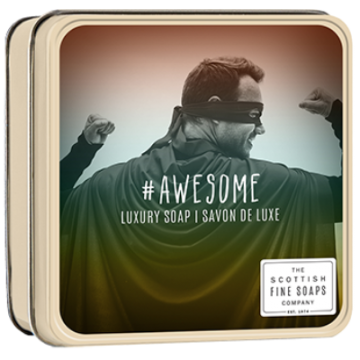 #AWESOME Soap in a Tin