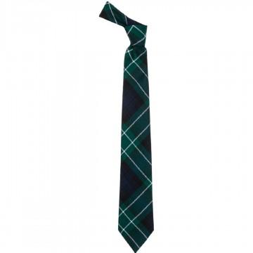 Abercrombie Clan Modern Tartan Tie