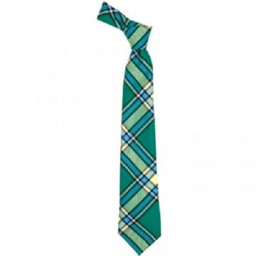 Alberta Canadian Tartan Tie