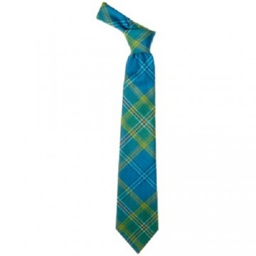 All Ireland Blue Irish Tartan Tie