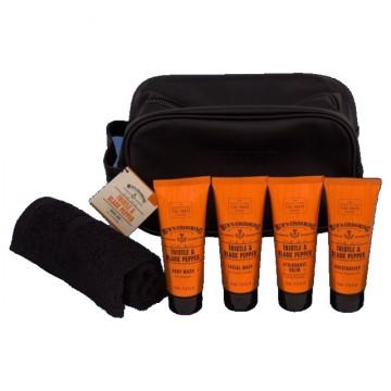 Thistle & Black Pepper Travel Bag Gift Set