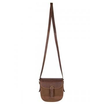 Ballymena Bag in Walnut by Dubarry