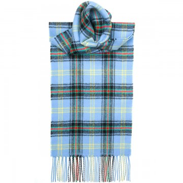 Bell of the Borders Tartan 100% Lambswool Scarf by Lochcarron