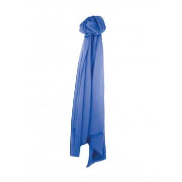 Sinclair Duncan Thistledown Cashmere Scarf - Bikini Blue