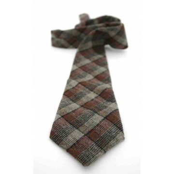 Islay Woollen Mill Braveheart Tartan Tie