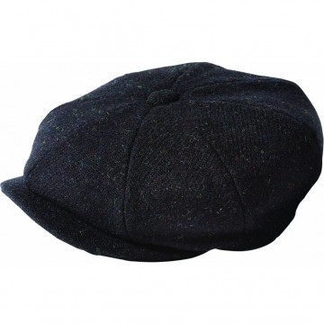 "Failsworth Carloway ""Harris Tweed"" Bakerboy Hat"