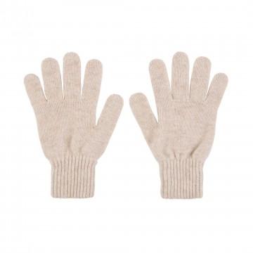 Cashmere Ladies Gloves - Dark Medium Dyed