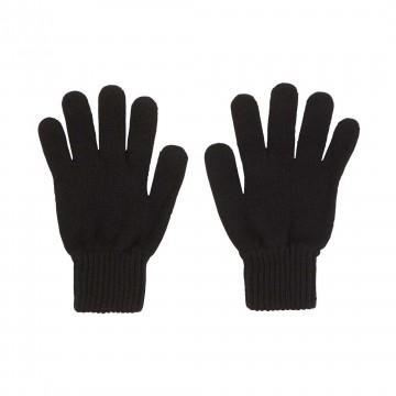 Cashmere Ladies Gloves - Black