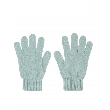 Cashmere Ladies Gloves - Seaspray