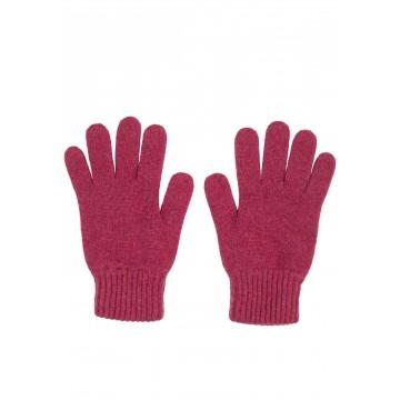 Cashmere Ladies Gloves - Wildberry