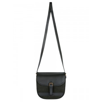Clara Bag in Black by Dubarry