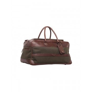 Durrow Weekend Bag in Olive by Dubarry