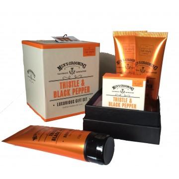 Thistle & Black Pepper Luxurious Gift Set