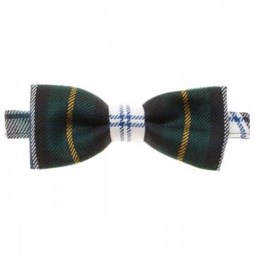 Gordon Dress Modern Lochcarron of Scotland Tartan Bow Tie