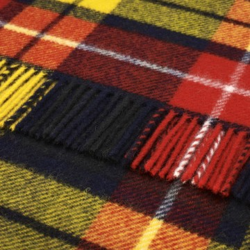 Bronte by Moon Knee Blanket Buchanan Tartan