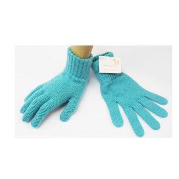 The Scarf Company Azure 2 Ply Cashmere Ladies' Gloves