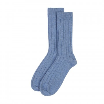 Cashmere Mens Socks - Jean