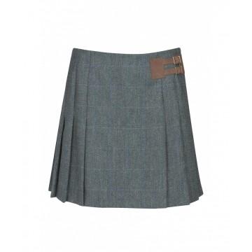 Foxglove Skirt in Moss by Dubarry