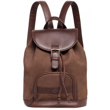 Mourne Rucksack in Walnut by Dubarry