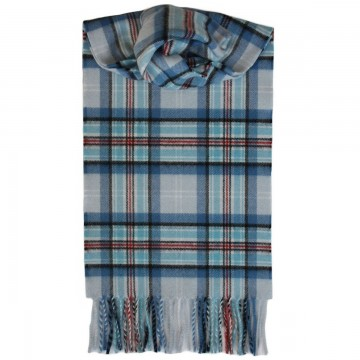 Lochcarron Princess Diana Memorial Tartan Cashmere Scarf - Made in Scotland