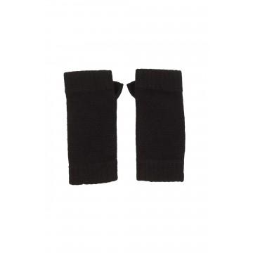 Cashmere Classic Wristwarmers - Black
