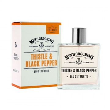 Thistle & Black Pepper Eau de Toilette - 100ml