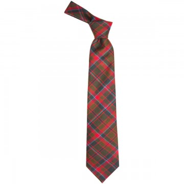 Cumming Hunting Weathered Tartan Tie