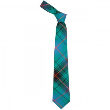 Davidson Clan Ancient Tartan Tie